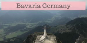The Wandering Wedding Dress Tegan Marshall Is In Schliersee Bavaria Germany
