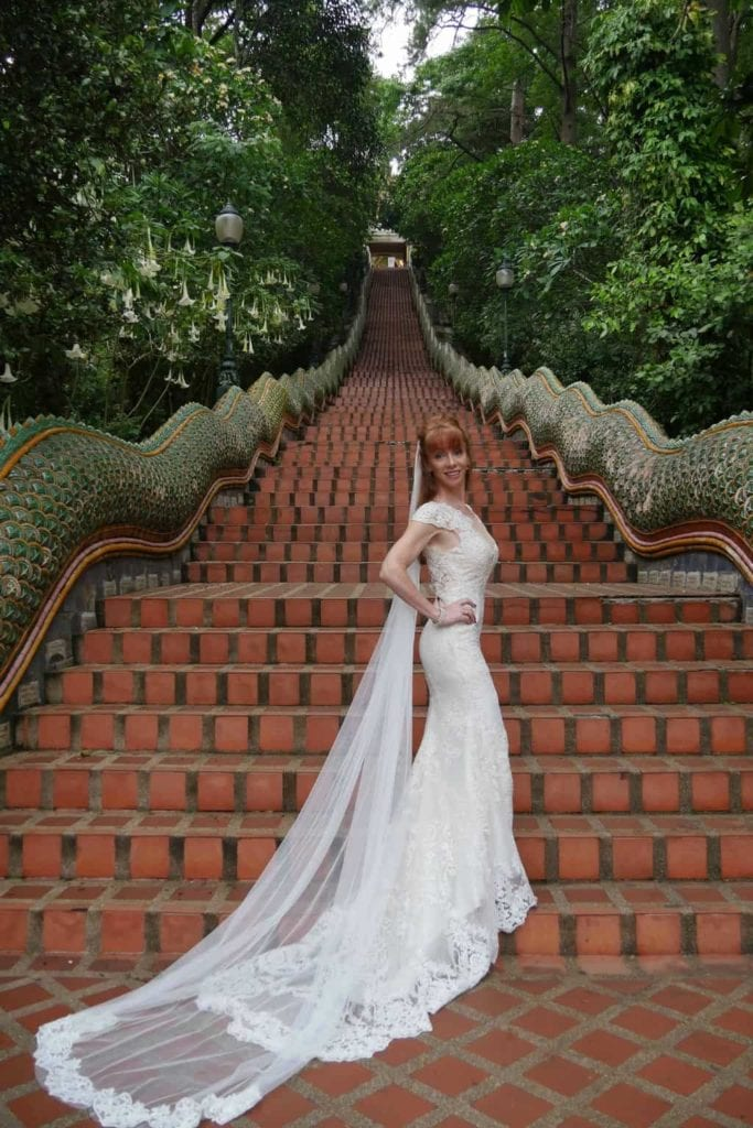 Location Wedding In Chiang Mai