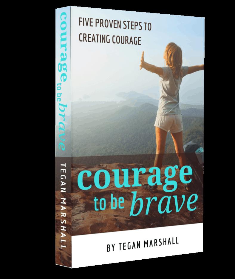 Courage 2b Brave Ebook 3d Mockup