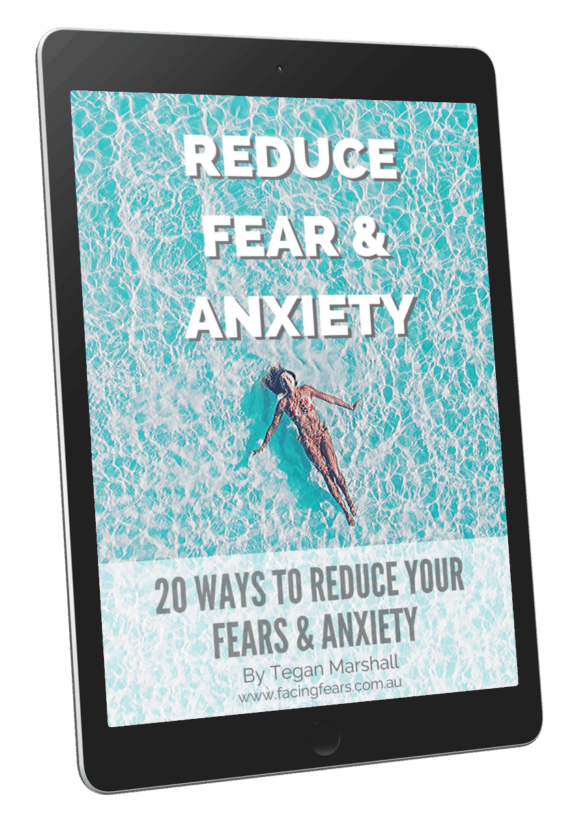 20 Ways To Reduce Fear And Anxiety Ipad