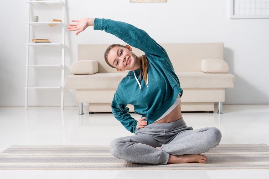 Online Exercise Classes Can Help You Stay Positive During Coronavirus
