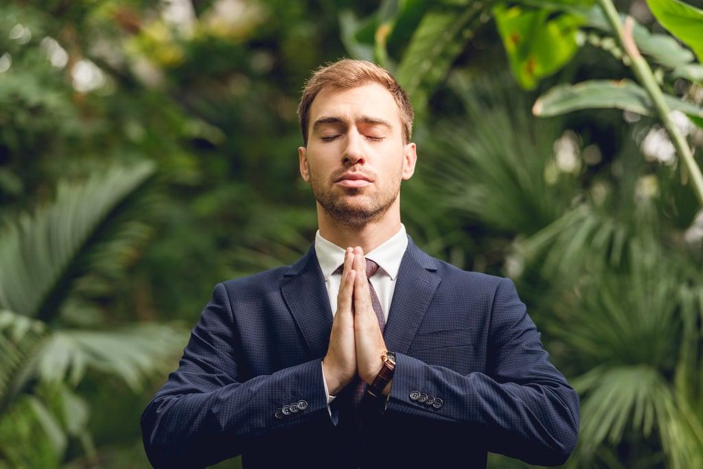 Try Meditation To Stay Positive During Coronavirus Says Tegan Marshall