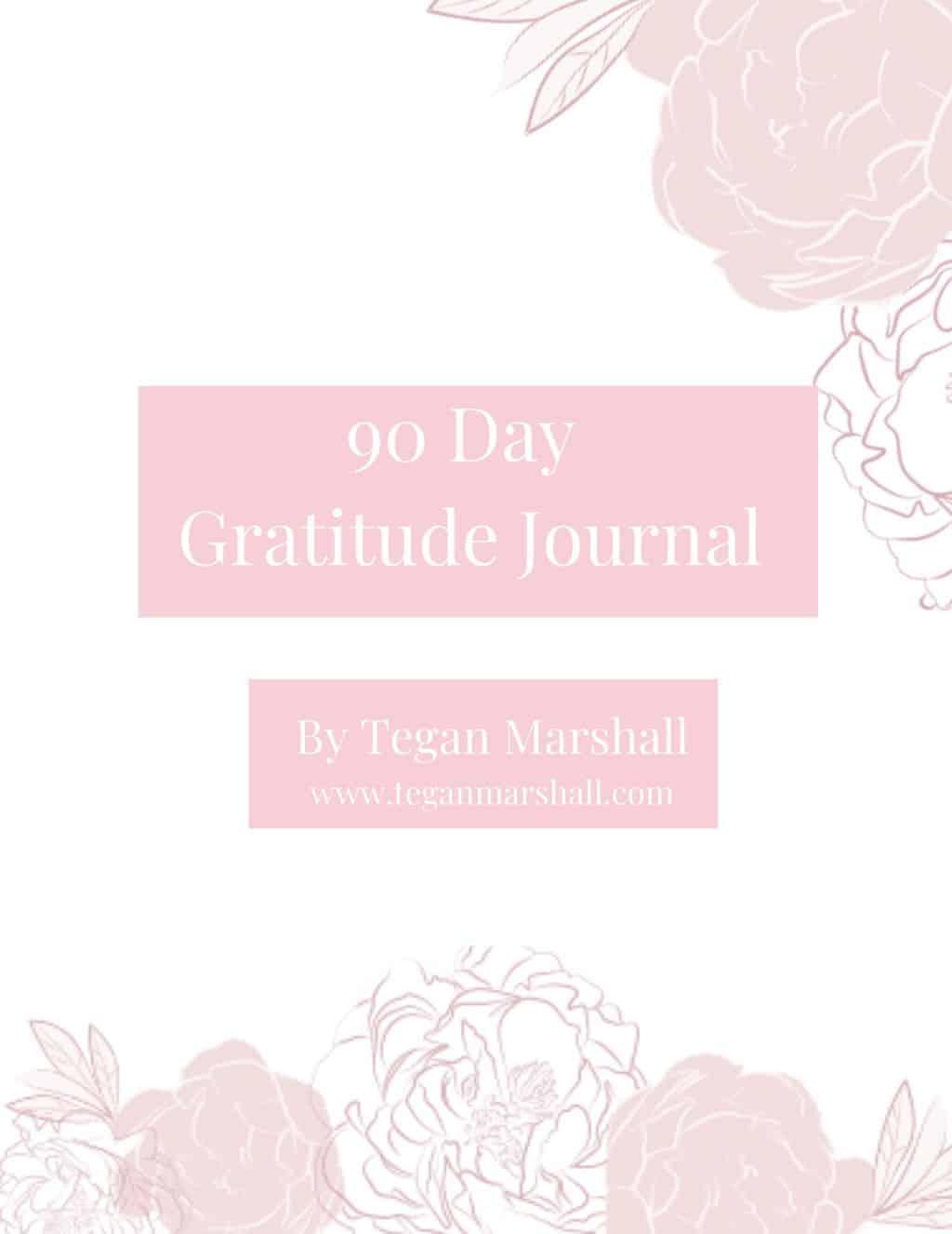 Tm Gratitude Journal Us Letter Size Cover Image