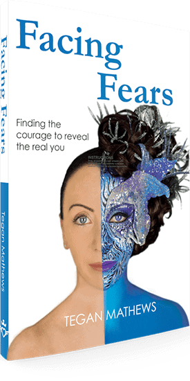 Book Cover Facing Fears By Tegan Marshall
