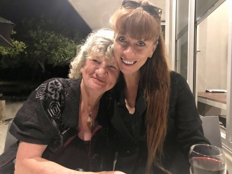 Christine Klemens And Tegan Marshall