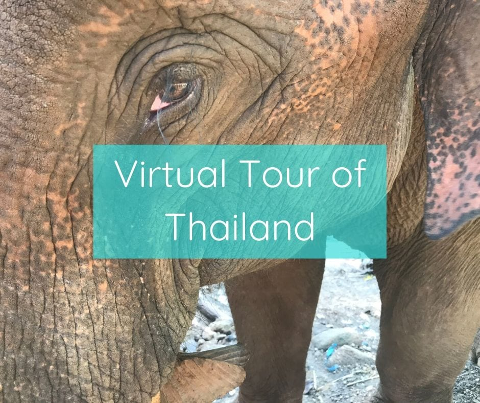 Virtual Tour of Thailand cover image