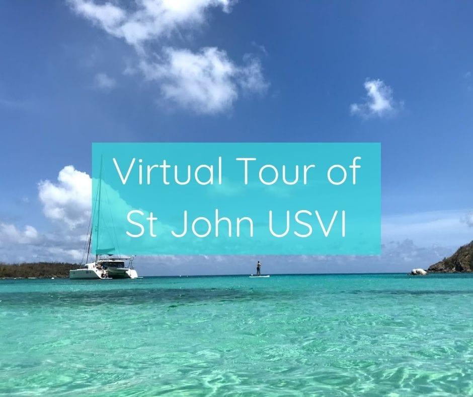Courage To Travel St John Caribbean