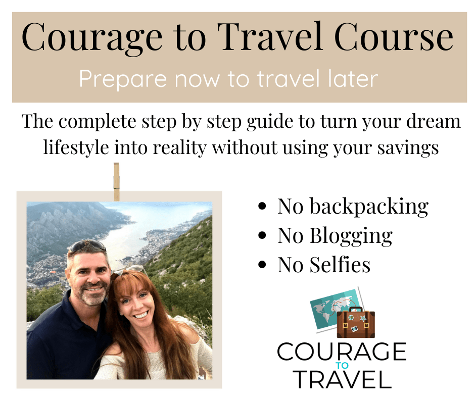 Courage To Travel Fb Posts Ads