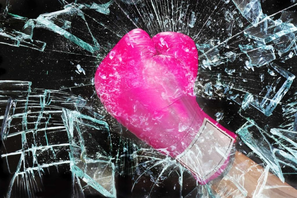 Its Time To Shatter Your Glass Ceiling