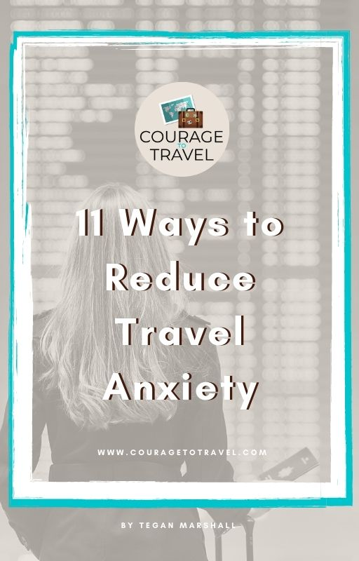 11 Ways To Reduce Travel Anxiety Cover
