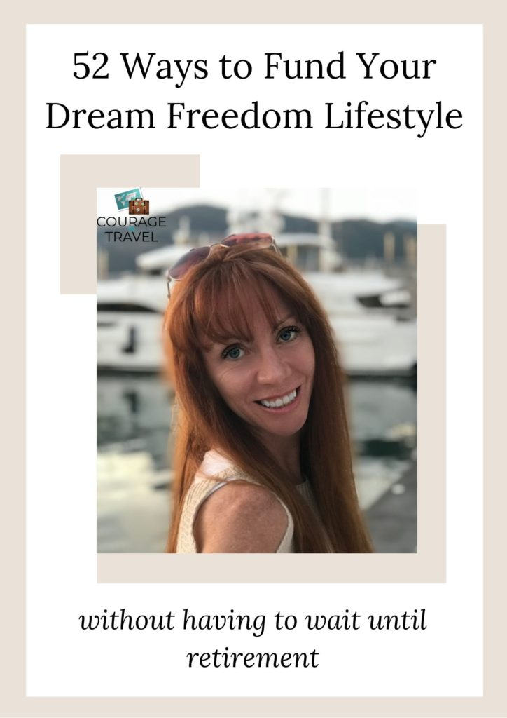 52 Ways Fund Your Dream Lifestyle A4 Image