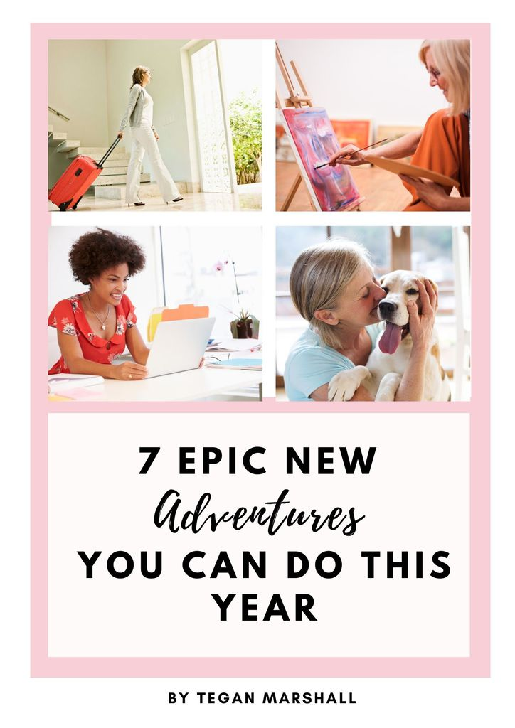 7 Epic New Adventures For This Year Cover Image