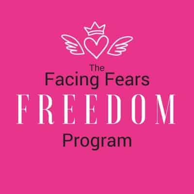 Facing Fears Freedom Program by Tegan Mathews