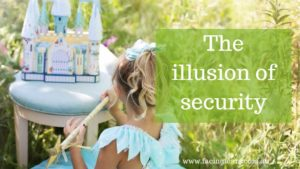 How to feel safe and banish the illusion of security