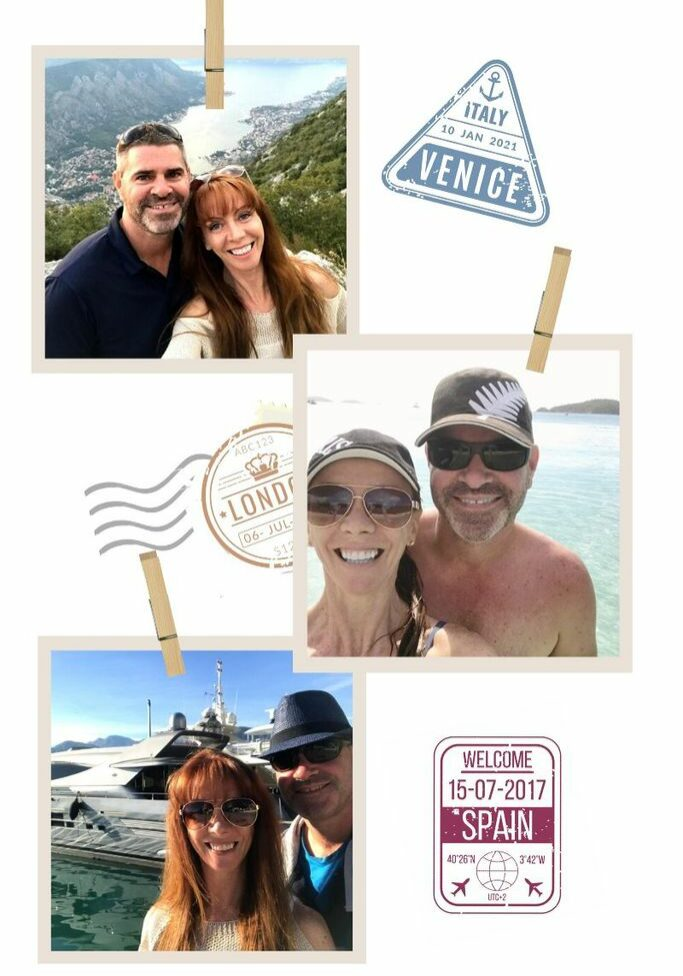 Courage To Travel With Tegan Marshall And Clark Marshall
