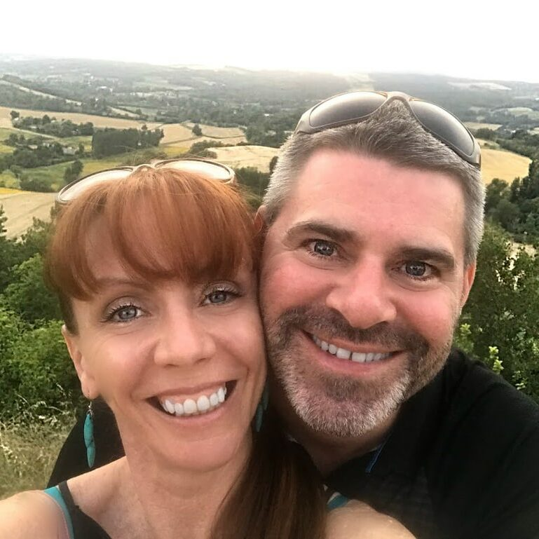 Tegan And Clark In Southern France Inspiring Courage To Travel